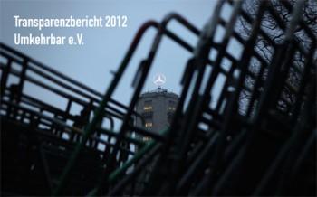 Transparenzbericht Umkehrbar e.V. 2012