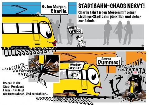 Comic_Stadtbahn-Chaos_nervt_S1