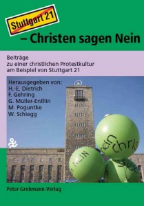S21 - Christen sagen Nein, Cover, Inhaltsverzeichnis, A4