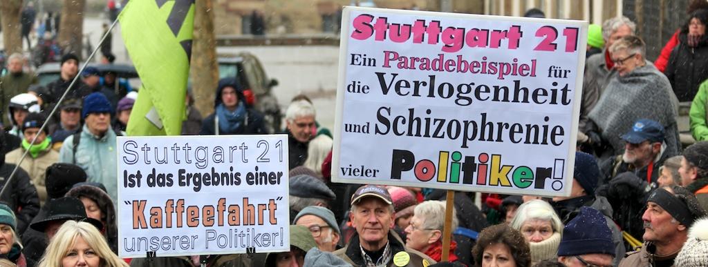 Demoplakate ©weiberg
