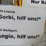 Angie, hilf uns!