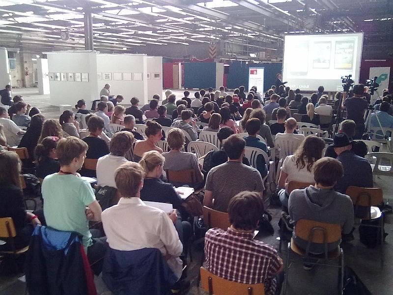 "Konferenz ""Blogging the City"" in Berlin"