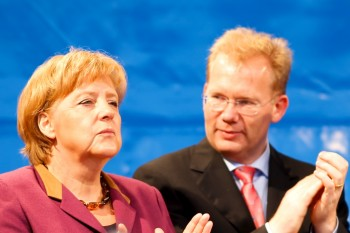 Merkel OB-Wahl ©weiberg