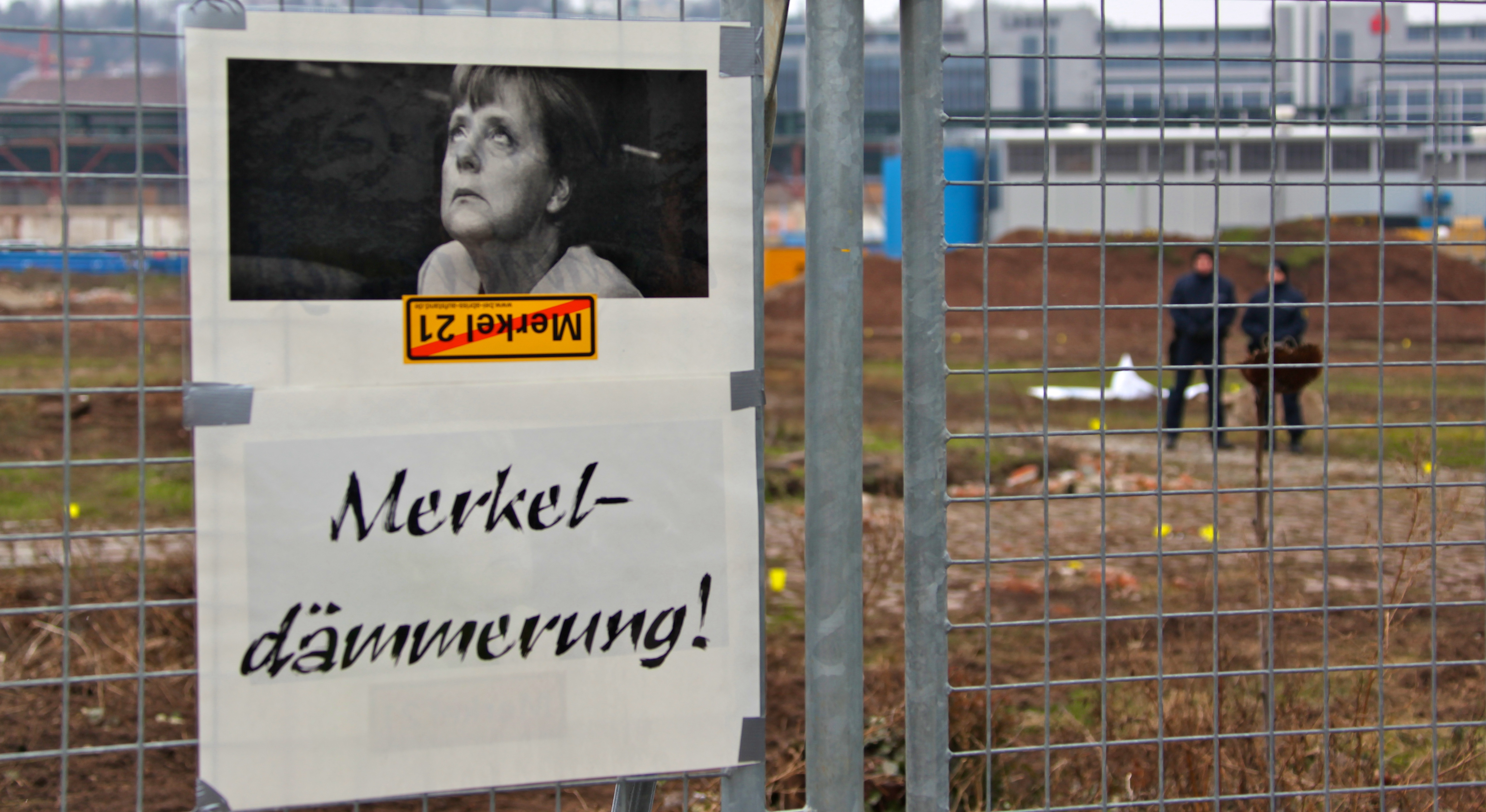 Merkeldämmerung ©weiberg
