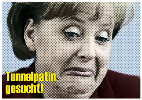 Postkarte_Merkel_Vorderseite