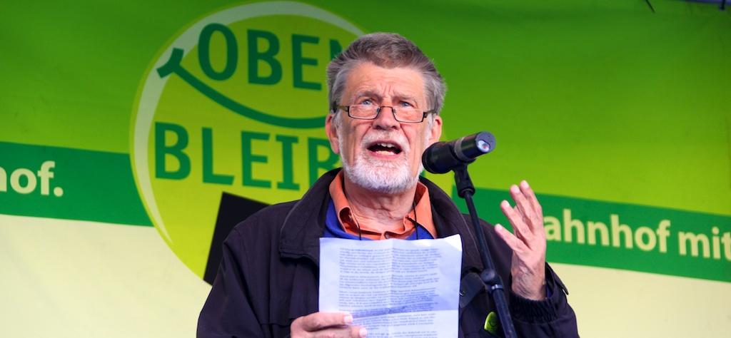 Prof. Karl-Dieter Bodack ©weiberg