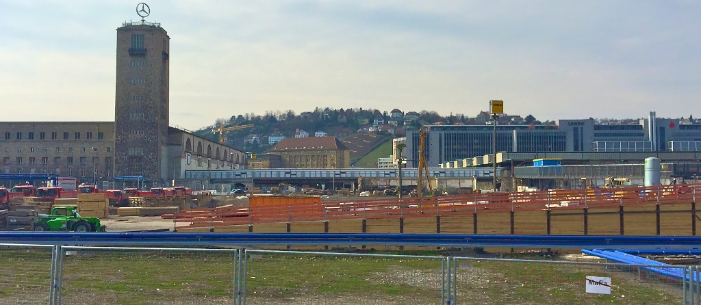 S21 Baufortschritt 3-15 ©weiberg