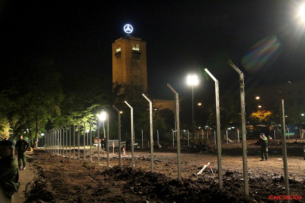 Nacht vom 2. zum 3. Oktober 2010 ©weiberg