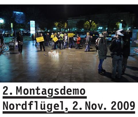 Zweite Stuttgarter Montagsdemo, 2.11.2009